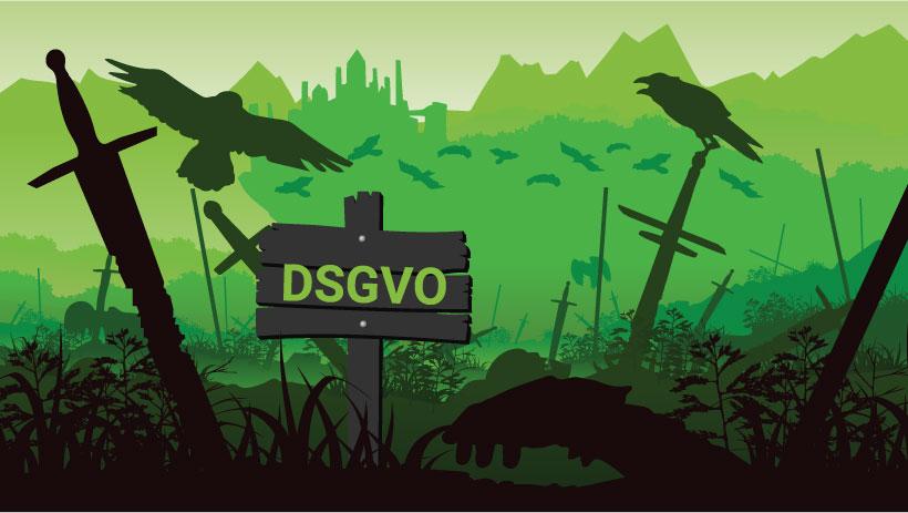 DSGVO Krieg