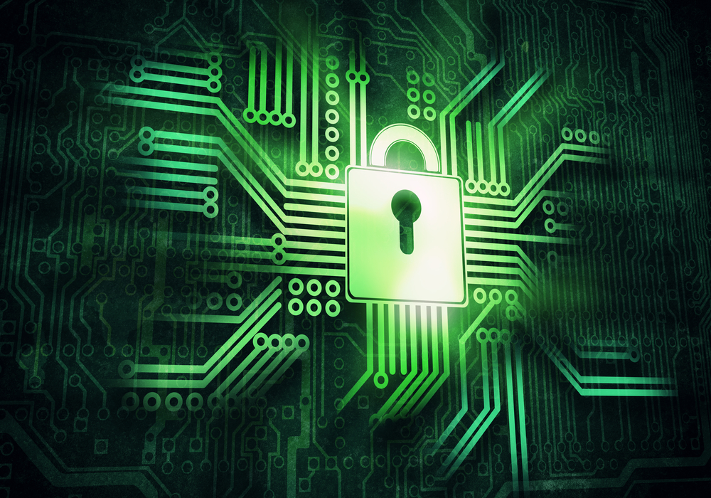 Sicherheitsschloss für TYPO3-Seite