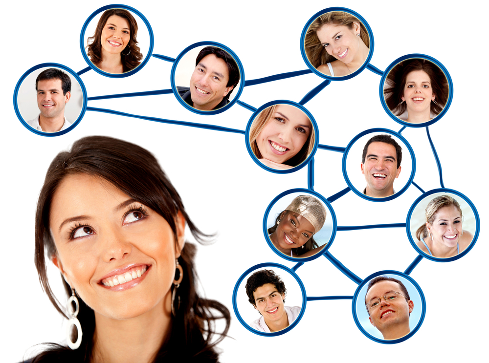 Netzwerk im B2B-Business
