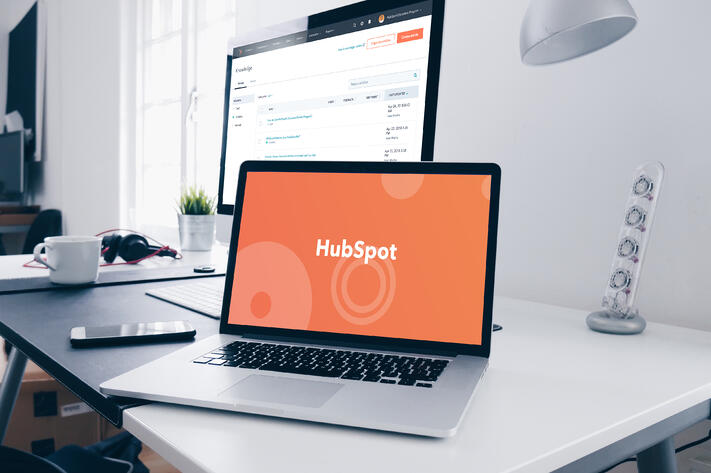Screen HubSpot